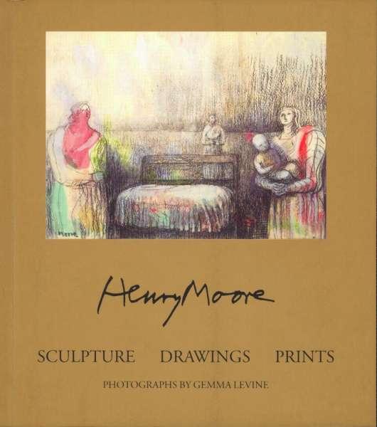 Henry Moore - Sculptures Drawings Prints - British Art