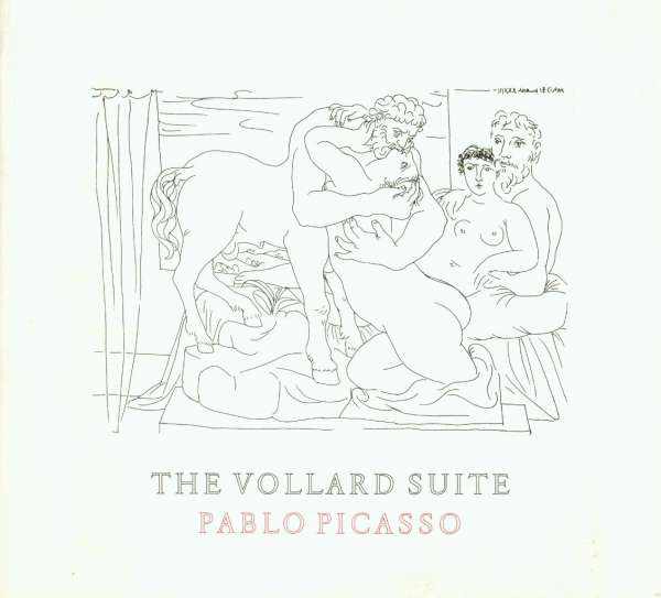 Pablo Picasso: Etchings from The Vollard Suite - Pablo Picasso