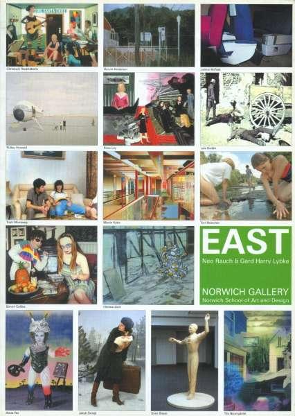 East - Post-War & Contemporary Art