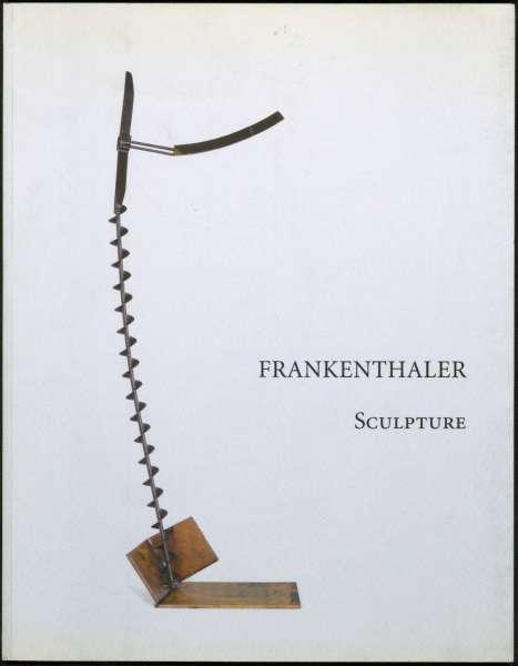 Frankenthaler - Sculpture - Helen Frankenthaler