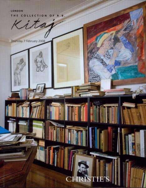 Christie's : The Collection of R. B. Kitaj - British Art