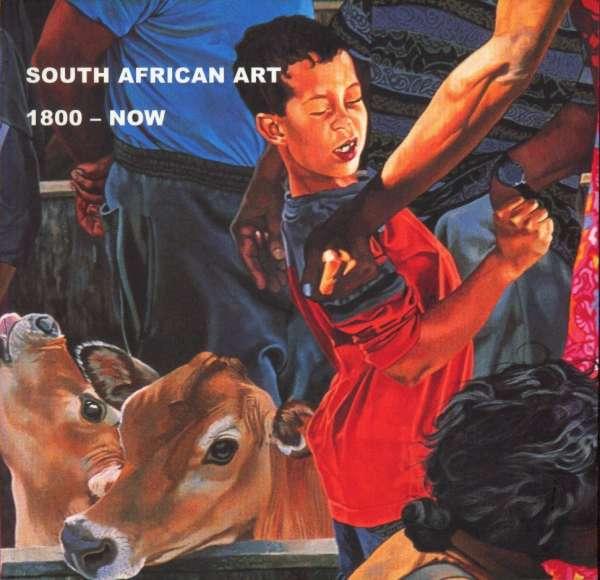 South African art 1800 - Now - Post-War & Contemporary Art