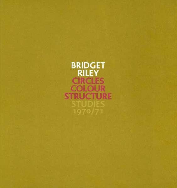Bridget Riley - Circles Colour Structure - Studies 1970/71 - Bridget Riley