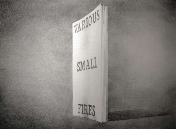 Various Small Fires - Ed Ruscha