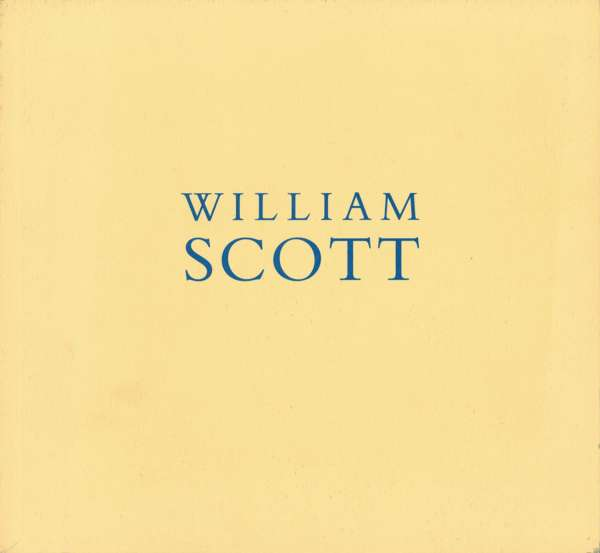 William Scott - Paintings on Paper and Canvas - William Scott