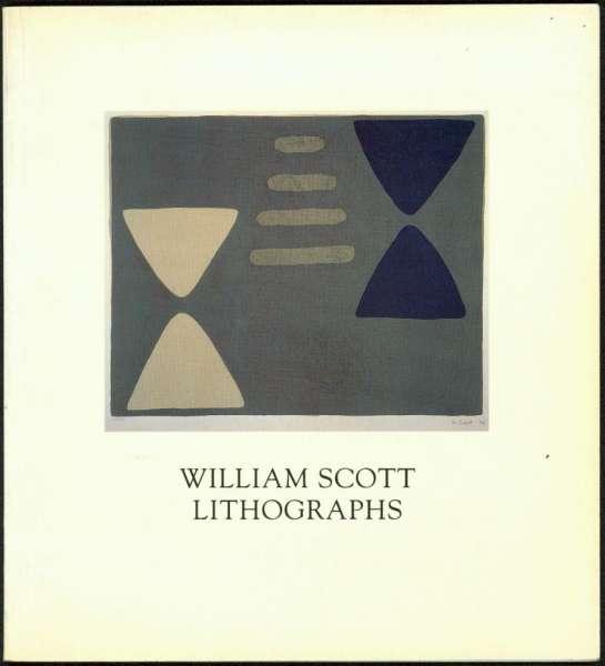 William Scott: Lithographs - William Scott