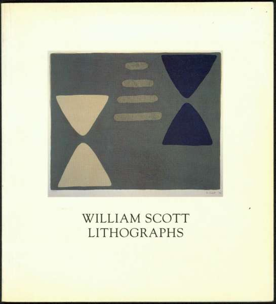 William Scott: Lithographs - William Scott