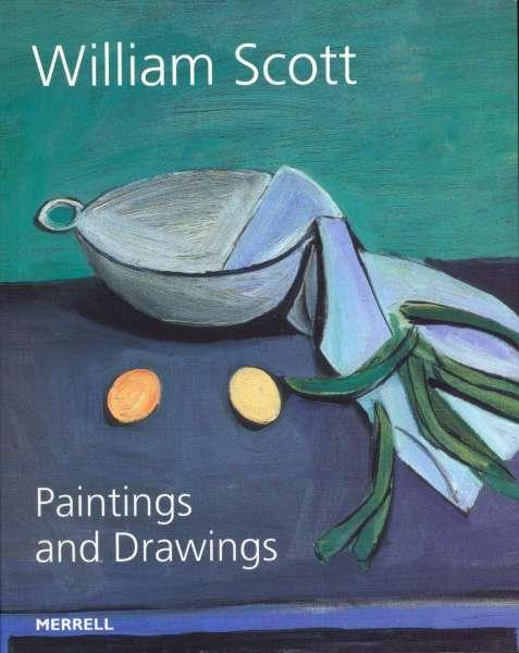 William Scott - Paintings and Drawings - William Scott
