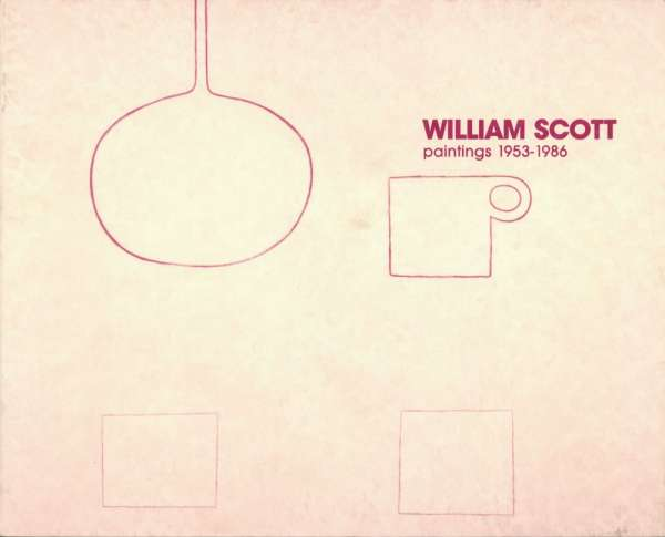 William Scott - Paintings 1953-1986 - William Scott
