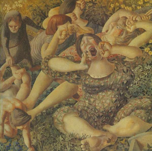 Stanley Spencer: Paintings - Stanley Spencer