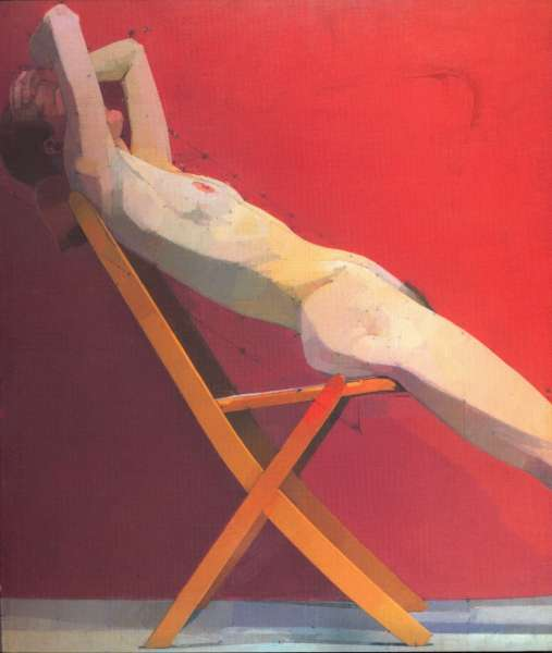 Euan Uglow Controlled Passion - Euan Uglow