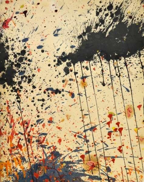 Untitled, 1958 - Taro Yamamoto