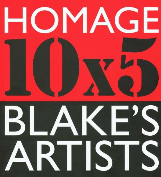 Peter Blake - Homage 10x5 Blake's Artists - Peter Blake