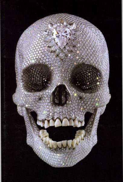 For the Love of God - The Making of The Diamond Skull - Damien Hirst