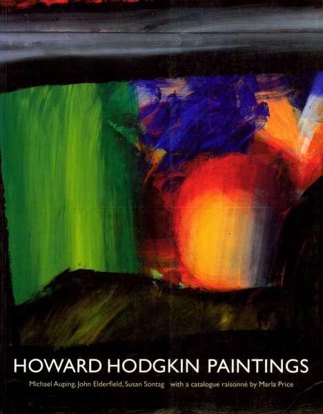 Howard Hodgkin Paintings - Howard Hodgkin
