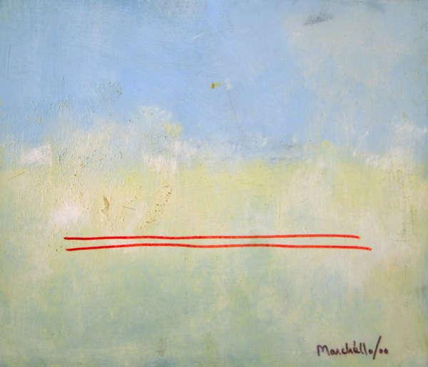 Untitled (Landscape Variation) - Marchéllo