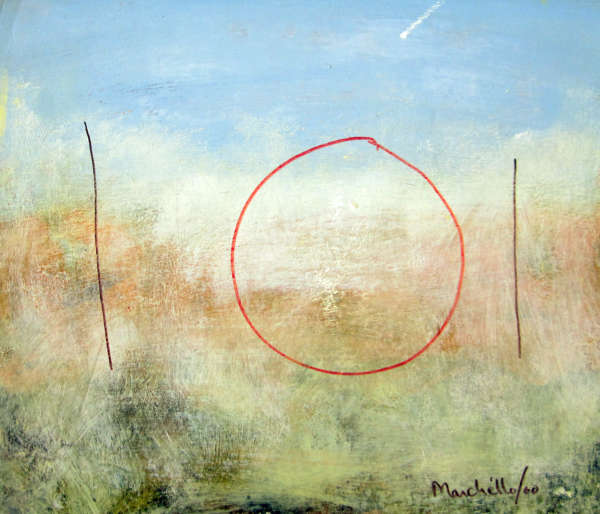 Untitled (Landscape Variation) - Marchéllo