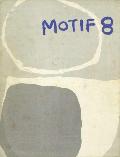 Motif 8 - Winter 1961 - William Scott
