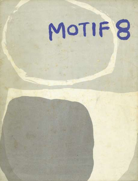 Motif 8 - Winter 1961 - William Scott