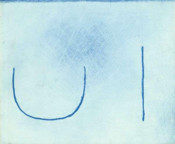 William Scott - Drawings (1975) - William Scott