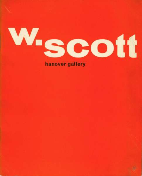 William Scott - Recent Paintings 1963 - William Scott