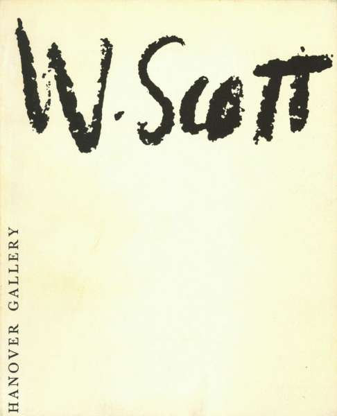 W. Scott (Hanover Gallery 1961) - William Scott