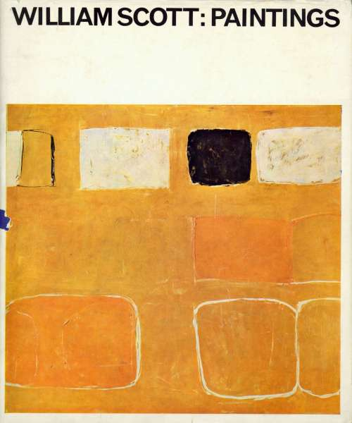 William Scott - Paintings - William Scott